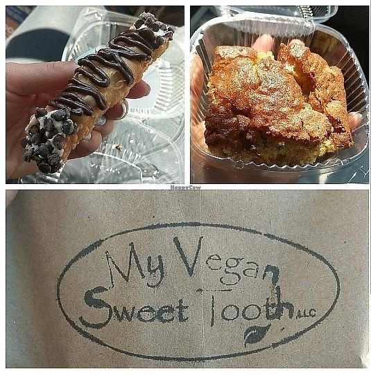 "Photo of My Vegan Sweet Tooth  by <a href=""/members/profile/sarahkeck24"">sarahkeck24</a> <br/>Sweet Treats <br/> June 24, 2017  - <a href='/contact/abuse/image/31375/272977'>Report</a>"