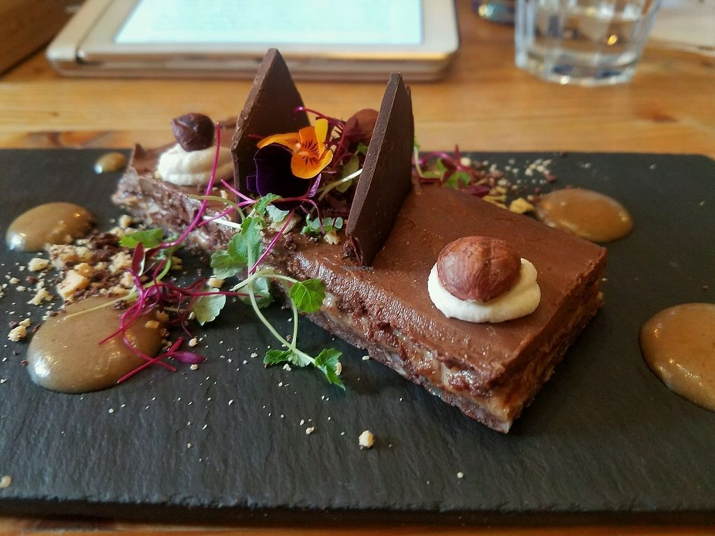 """Photo of Wild Food Cafe  by <a href=""""/members/profile/Dagmar14"""">Dagmar14</a> <br/>salted caramel slice  <br/> August 27, 2017  - <a href='/contact/abuse/image/31440/297874'>Report</a>"""