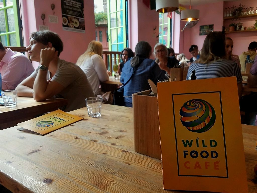 """Photo of Wild Food Cafe  by <a href=""""/members/profile/Dagmar14"""">Dagmar14</a> <br/>world food café  <br/> August 27, 2017  - <a href='/contact/abuse/image/31440/297875'>Report</a>"""