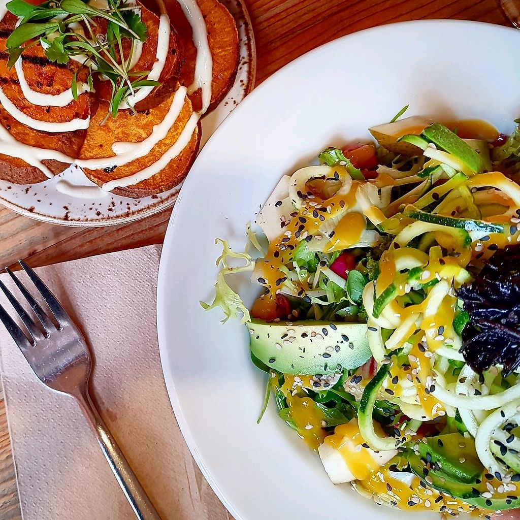 """Photo of Wild Food Cafe  by <a href=""""/members/profile/PaoloFerla"""">PaoloFerla</a> <br/>salad <br/> April 8, 2018  - <a href='/contact/abuse/image/31440/382507'>Report</a>"""