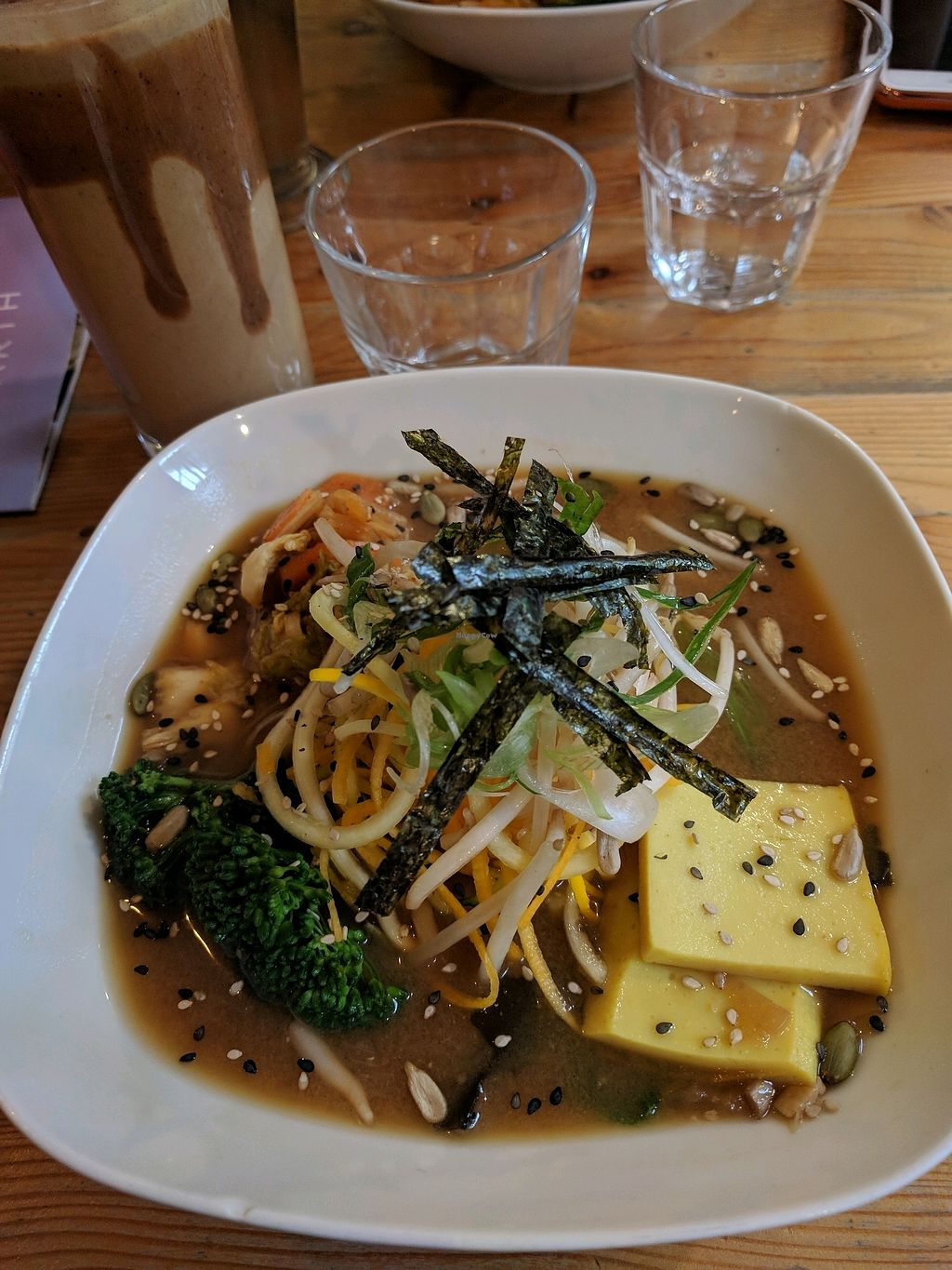 """Photo of Wild Food Cafe  by <a href=""""/members/profile/SanFer"""">SanFer</a> <br/>Raw Ramen <br/> April 13, 2018  - <a href='/contact/abuse/image/31440/385033'>Report</a>"""