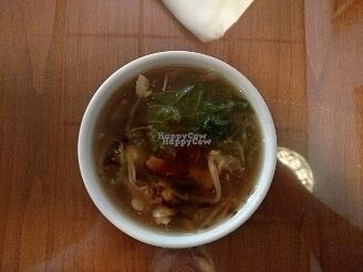 """Photo of Pure City  by <a href=""""/members/profile/RunsonVeggies"""">RunsonVeggies</a> <br/>Hot and Sour Soup to die for 8)  <br/> August 27, 2016  - <a href='/contact/abuse/image/3145/171829'>Report</a>"""