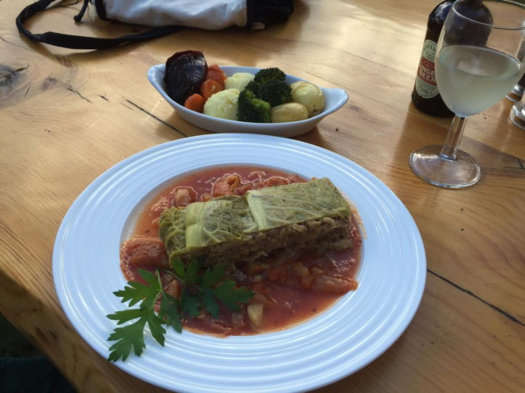 "Photo of Oakwood  by <a href=""/members/profile/Dawson1303"">Dawson1303</a> <br/>chestnut, mushroom and cabbage roll <br/> July 1, 2015  - <a href='/contact/abuse/image/31512/107818'>Report</a>"