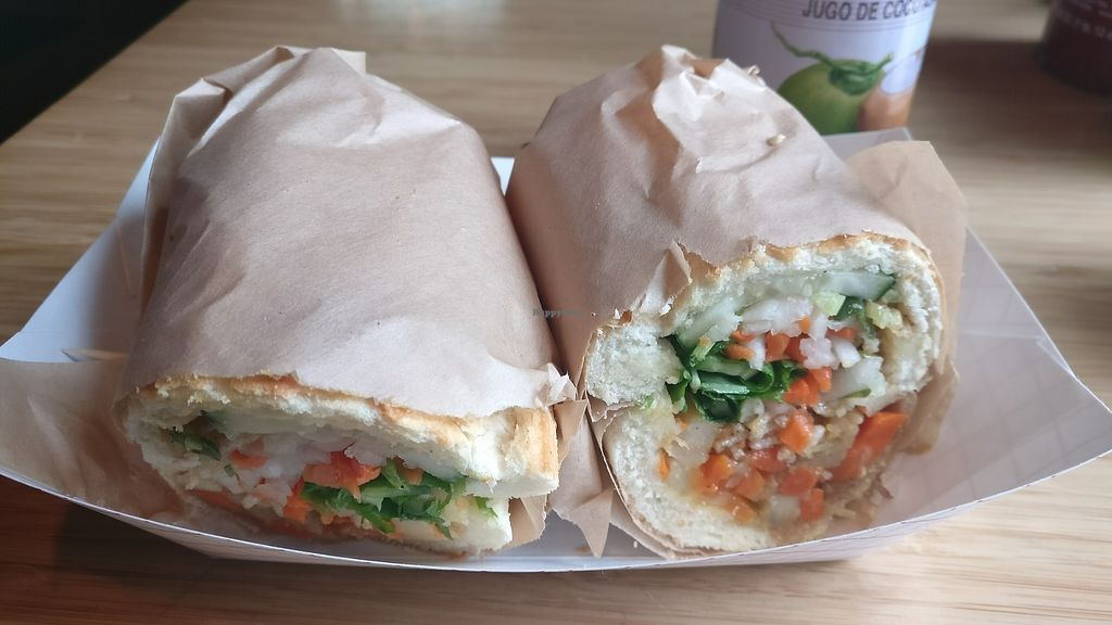 "Photo of Oh Mai Vietnamese Sandwich Kitchen  by <a href=""/members/profile/Nogd"">Nogd</a> <br/>S4 Banh Mi <br/> July 20, 2017  - <a href='/contact/abuse/image/31532/282506'>Report</a>"