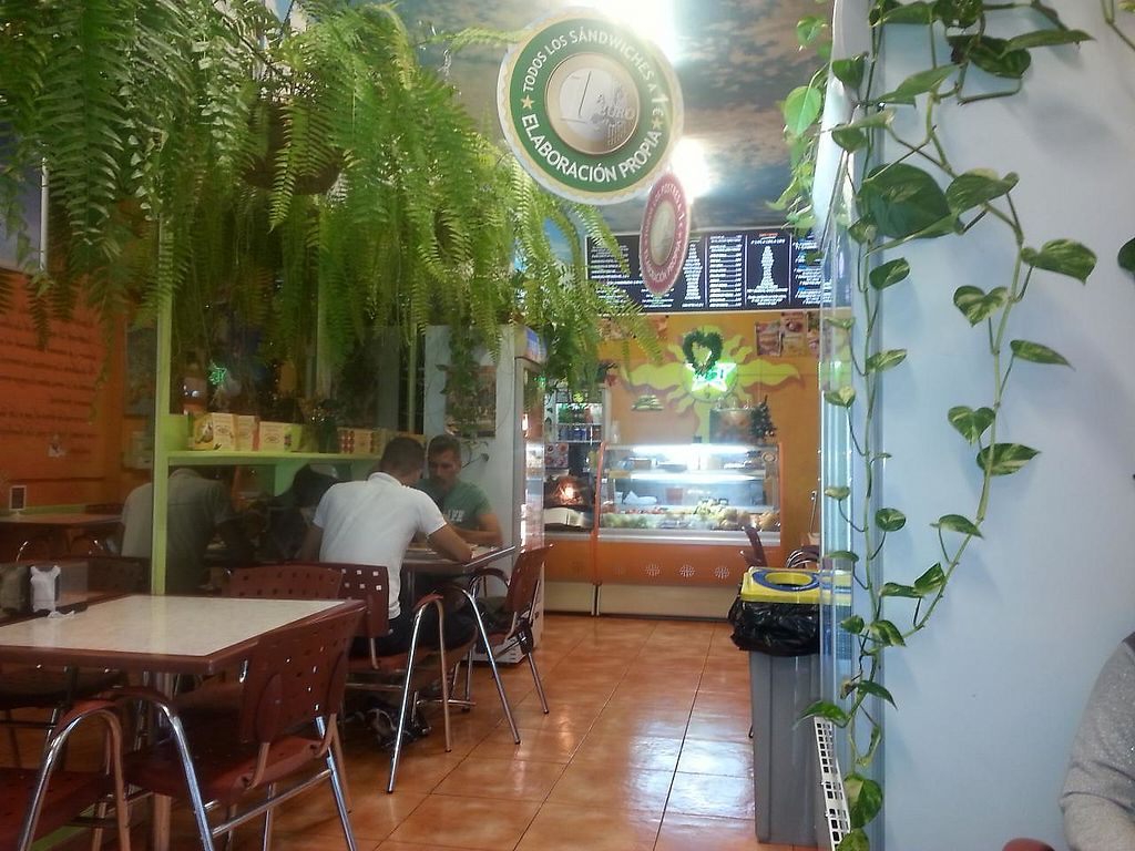 """Photo of Burger Mel - La Marina  by <a href=""""/members/profile/lewisjc"""">lewisjc</a> <br/>really nice find and mostly all vegan  <br/> December 28, 2013  - <a href='/contact/abuse/image/31536/207663'>Report</a>"""