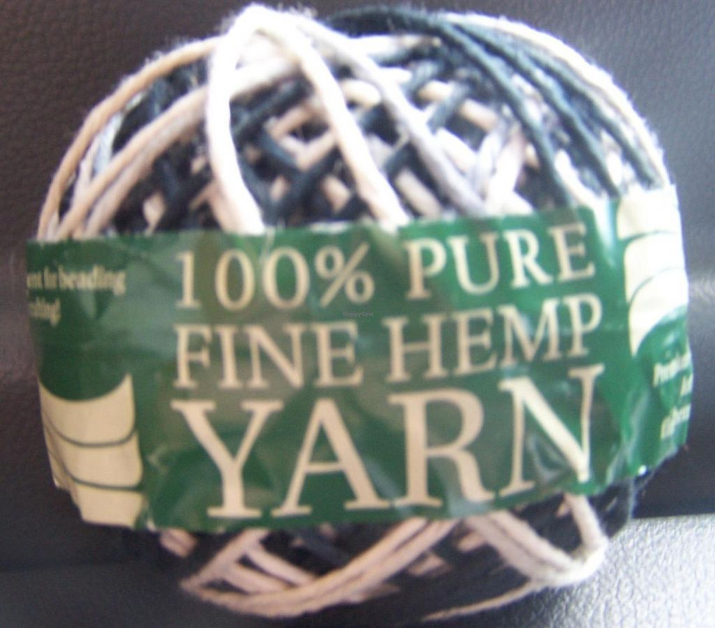 """Photo of CLOSED: Hemp Works  by <a href=""""/members/profile/Amy1274"""">Amy1274</a> <br/>Hemp Yarn <br/> July 20, 2014  - <a href='/contact/abuse/image/31552/74568'>Report</a>"""