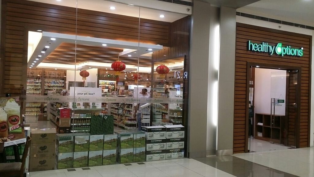 """Photo of Healthy Options - SM City Clark  by <a href=""""/members/profile/Mike%20Munsie"""">Mike Munsie</a> <br/>shop front <br/> January 23, 2017  - <a href='/contact/abuse/image/31558/215273'>Report</a>"""