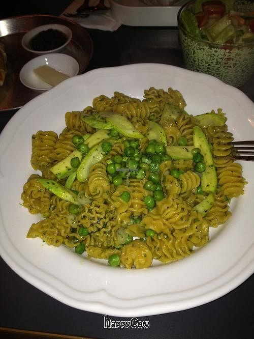 """Photo of Shraga Cafe  by <a href=""""/members/profile/A.Z.P."""">A.Z.P.</a> <br/>Pesto Radiatori <br/> May 10, 2013  - <a href='/contact/abuse/image/31576/48097'>Report</a>"""