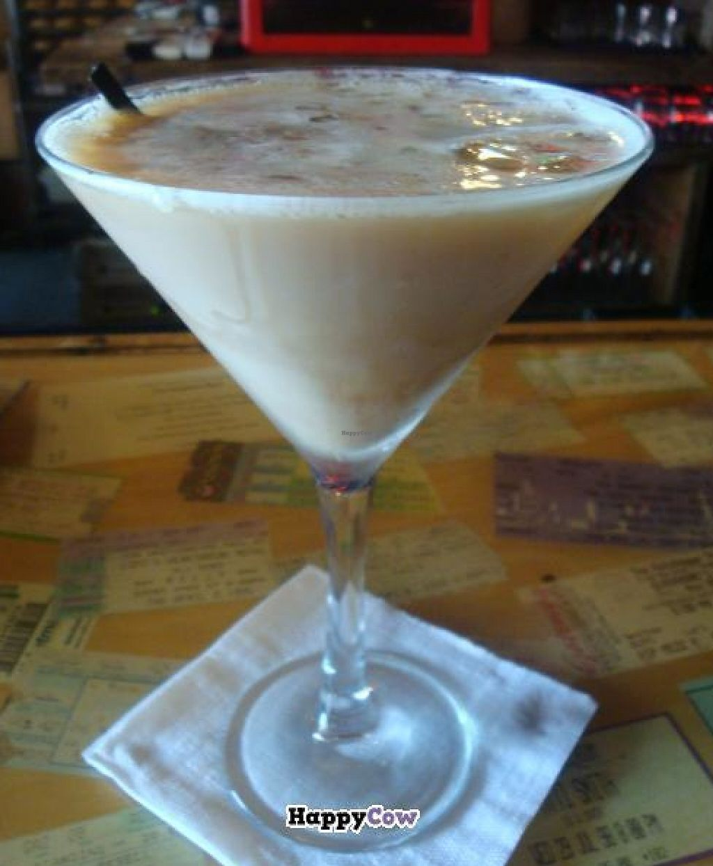 "Photo of Pine Box Rock Shop  by <a href=""/members/profile/Sonja%20and%20Dirk"">Sonja and Dirk</a> <br/>Irish cream martini <br/> July 24, 2013  - <a href='/contact/abuse/image/31650/209651'>Report</a>"