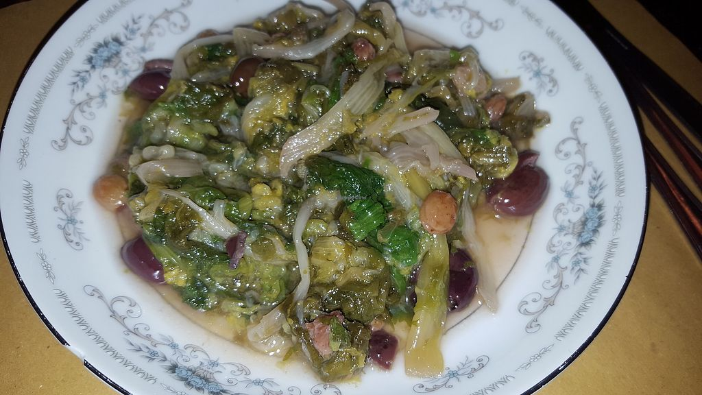 """Photo of Terra Ristorante Vegetariano  by <a href=""""/members/profile/spunkiVeg"""">spunkiVeg</a> <br/>Broccoli with olives and capers <br/> December 20, 2017  - <a href='/contact/abuse/image/31654/337484'>Report</a>"""