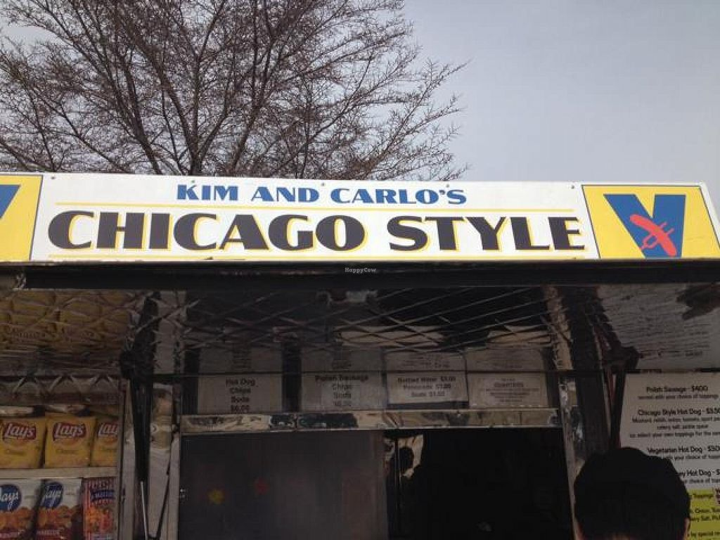 """Photo of Kim and Carlos Hot Dog Stand  by <a href=""""/members/profile/mbentz"""">mbentz</a> <br/>hot dog stand <br/> April 6, 2014  - <a href='/contact/abuse/image/31689/67144'>Report</a>"""