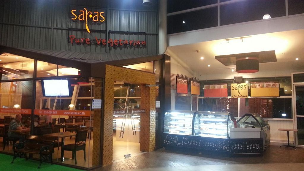 """Photo of Saras - Pattaya  by <a href=""""/members/profile/eric"""">eric</a> <br/>Outside <br/> October 20, 2014  - <a href='/contact/abuse/image/31705/83466'>Report</a>"""