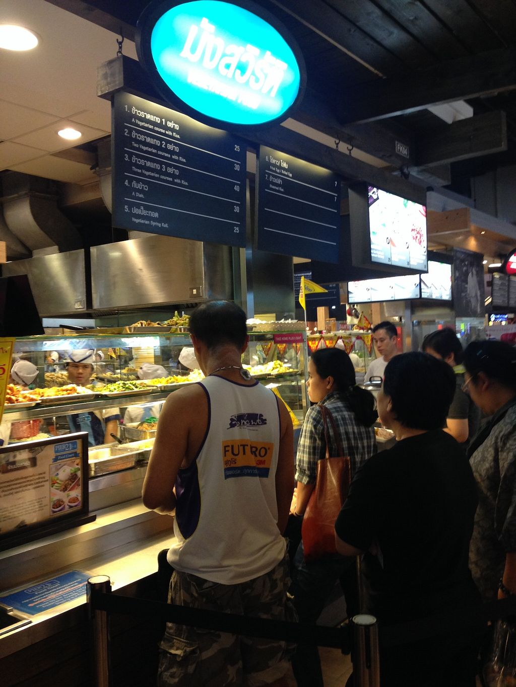 "Photo of Terminal 21 - Veg Stall Food Court  by <a href=""/members/profile/Stevie"">Stevie</a> <br/>2 <br/> October 24, 2015  - <a href='/contact/abuse/image/31708/122456'>Report</a>"