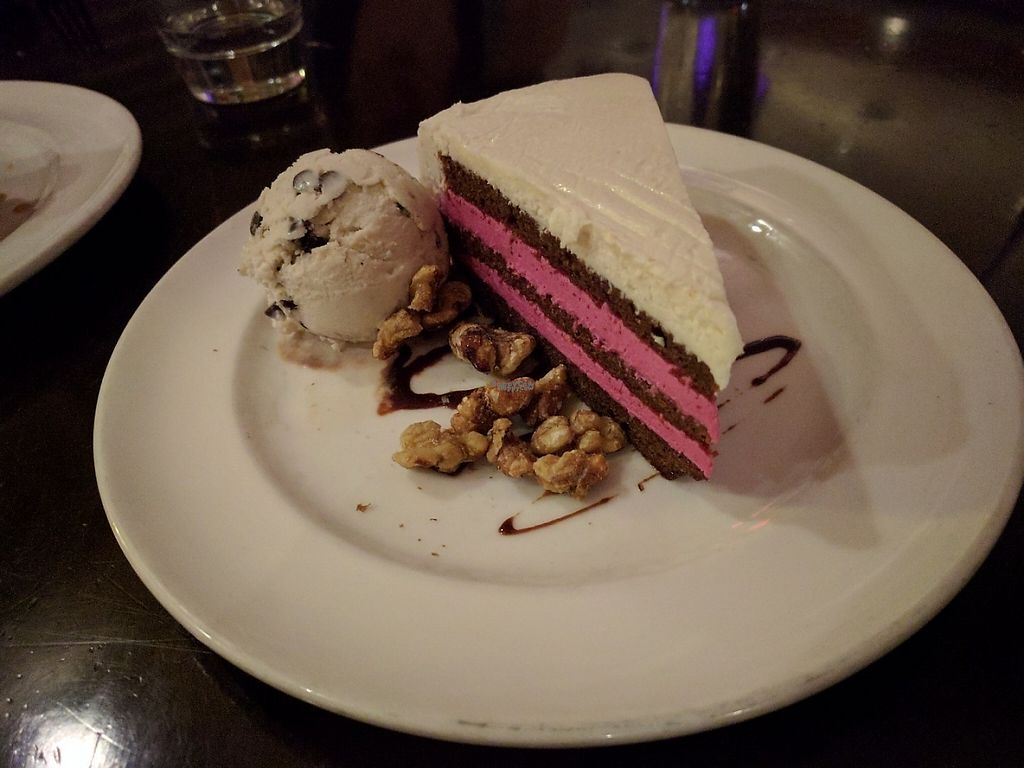 """Photo of Candle Cafe West  by <a href=""""/members/profile/steveveg"""">steveveg</a> <br/>Chocolate Velvet Cake <br/> December 31, 2016  - <a href='/contact/abuse/image/31715/206417'>Report</a>"""
