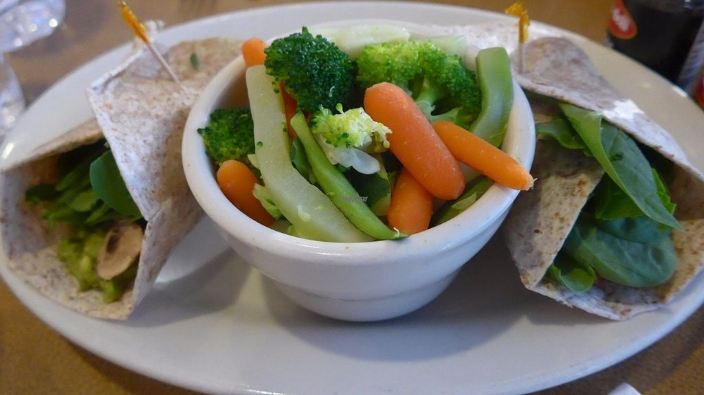 "Photo of Jason's Deli  by <a href=""/members/profile/SaraMarkic"">SaraMarkic</a> <br/>vegan wrap with steamed veggies <br/> October 19, 2016  - <a href='/contact/abuse/image/31737/183026'>Report</a>"