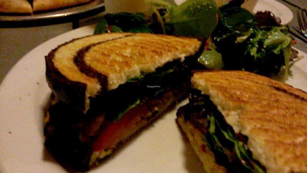 "Photo of Green Bliss - the Cafe  by <a href=""/members/profile/LiilyPadd"">LiilyPadd</a> <br/>Curry chickpea sandwich  <br/> February 2, 2015  - <a href='/contact/abuse/image/31742/91976'>Report</a>"