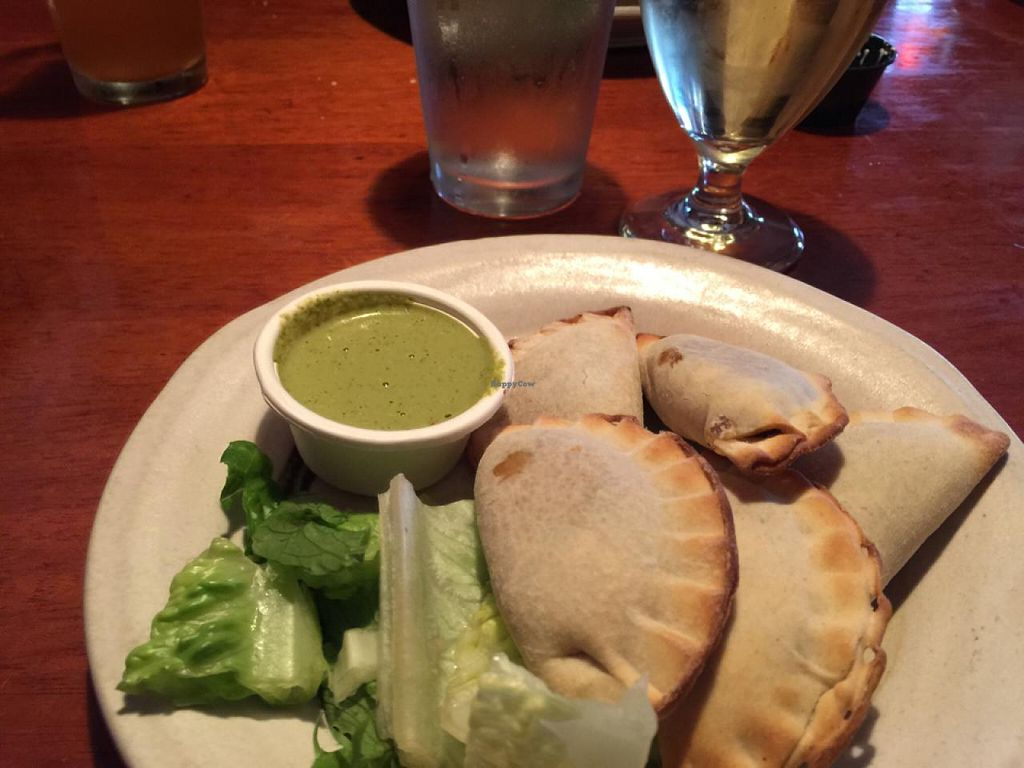 """Photo of The Drift Inn  by <a href=""""/members/profile/Popster"""">Popster</a> <br/>Spicy yam empanadas! <br/> June 6, 2015  - <a href='/contact/abuse/image/31766/104935'>Report</a>"""