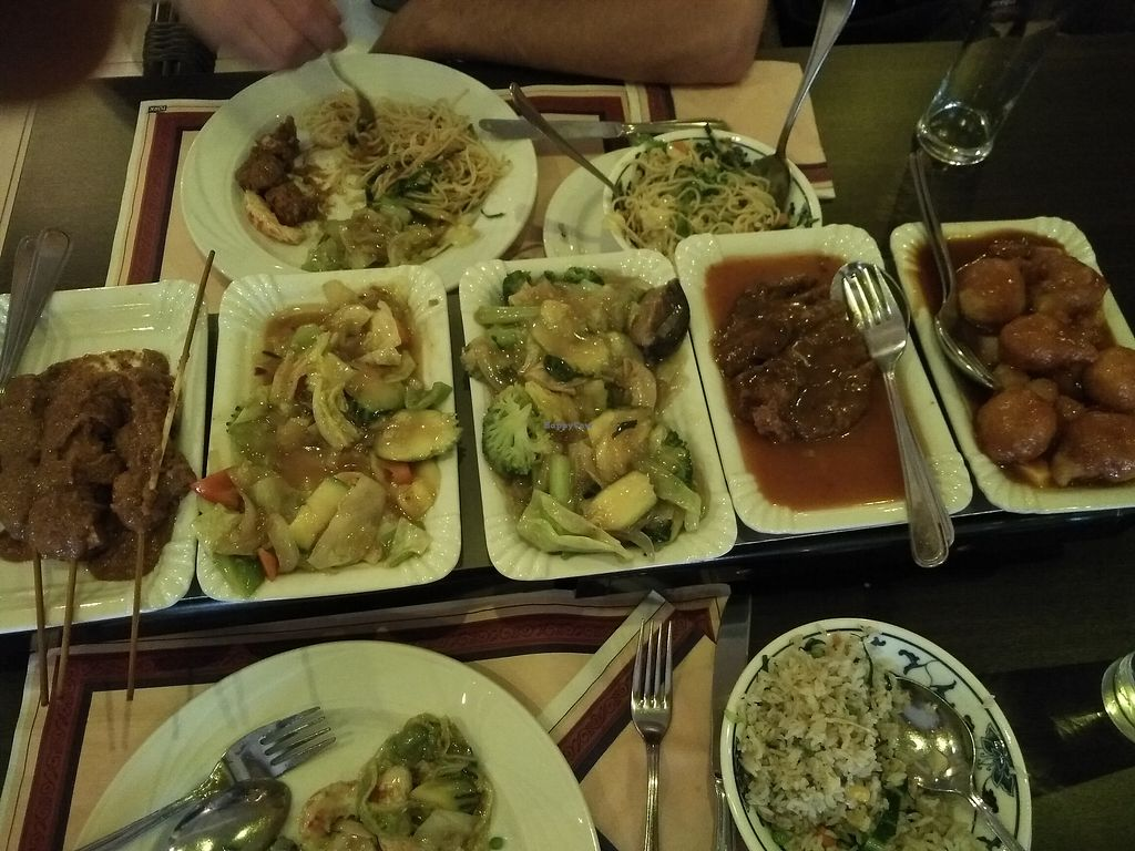 "Photo of Loving Hut  by <a href=""/members/profile/thenaturalfusions"">thenaturalfusions</a> <br/>Combination dishes E