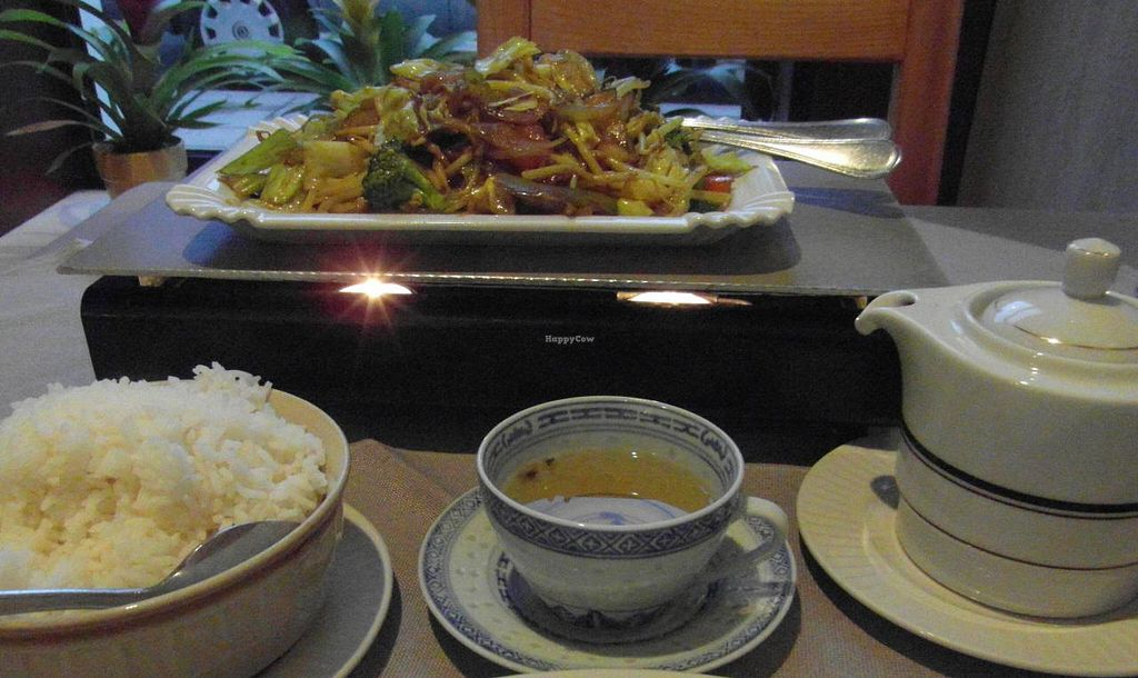 "Photo of Loving Hut  by <a href=""/members/profile/Pamina"">Pamina</a> <br/>Stir fried vegetables in coconut sauce @ Loving Hut - Maastricht <br/> November 2, 2014  - <a href='/contact/abuse/image/31773/84414'>Report</a>"