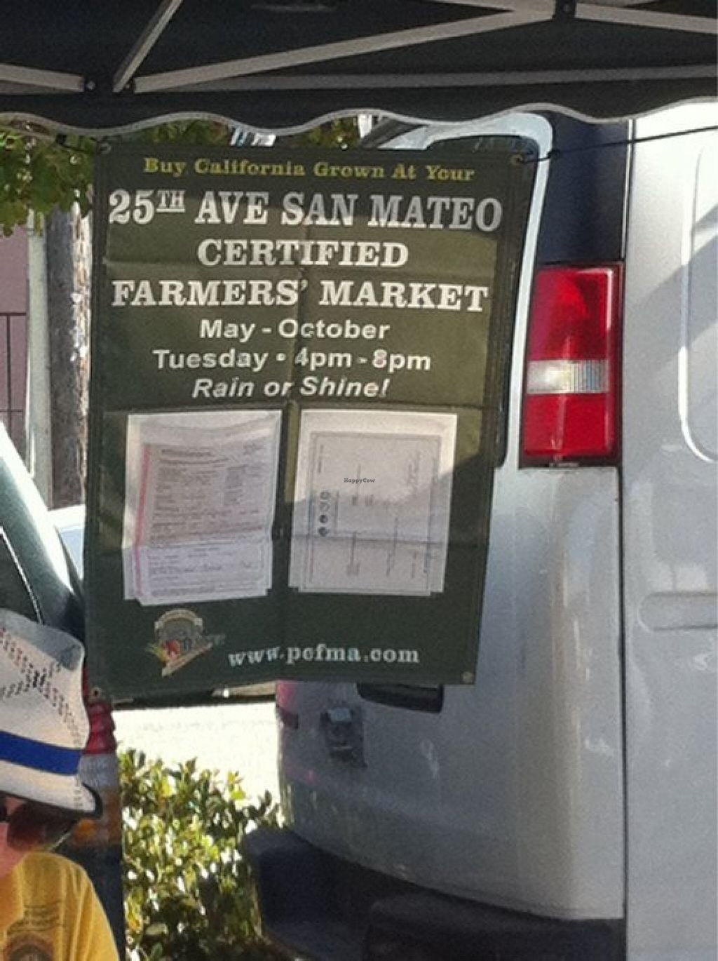 "Photo of 25th Avenue Farmers' Market  by <a href=""/members/profile/alexandra_vegan"">alexandra_vegan</a> <br/>MAY - OCTOBER only !