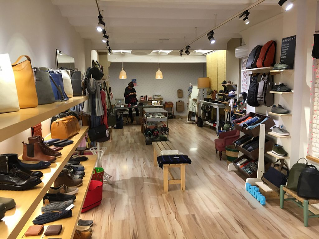 """Photo of Amapola Vegan Shop  by <a href=""""/members/profile/hack_man"""">hack_man</a> <br/>inside  <br/> November 18, 2016  - <a href='/contact/abuse/image/32000/191707'>Report</a>"""