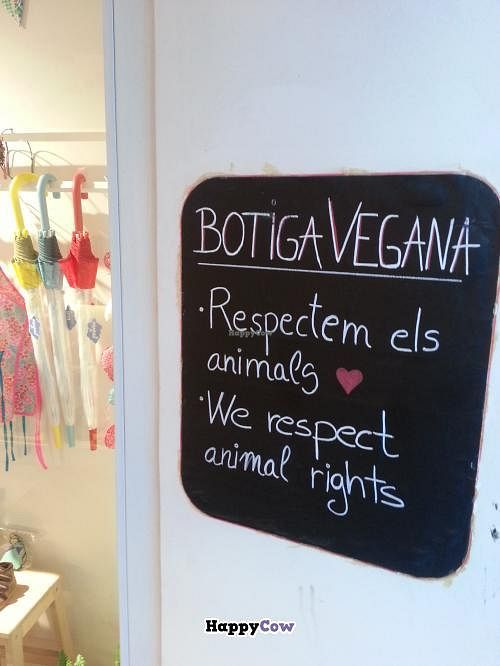 """Photo of Amapola Vegan Shop  by <a href=""""/members/profile/Harp"""">Harp</a> <br/>Vegan shop <br/> September 3, 2013  - <a href='/contact/abuse/image/32000/54262'>Report</a>"""