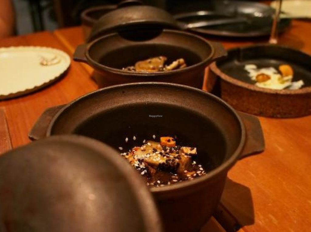 """Photo of CLOSED: Ethos  by <a href=""""/members/profile/sbszine"""">sbszine</a> <br/>Eggplant hotpot in sesame miso <br/> November 10, 2013  - <a href='/contact/abuse/image/32010/255699'>Report</a>"""
