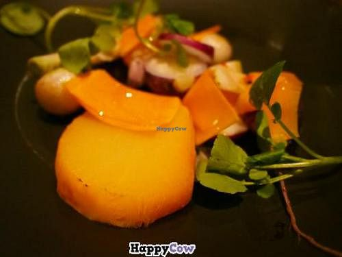 """Photo of CLOSED: Ethos  by <a href=""""/members/profile/sbszine"""">sbszine</a> <br/>Fermented pumpkin salad with radish <br/> November 10, 2013  - <a href='/contact/abuse/image/32010/58315'>Report</a>"""