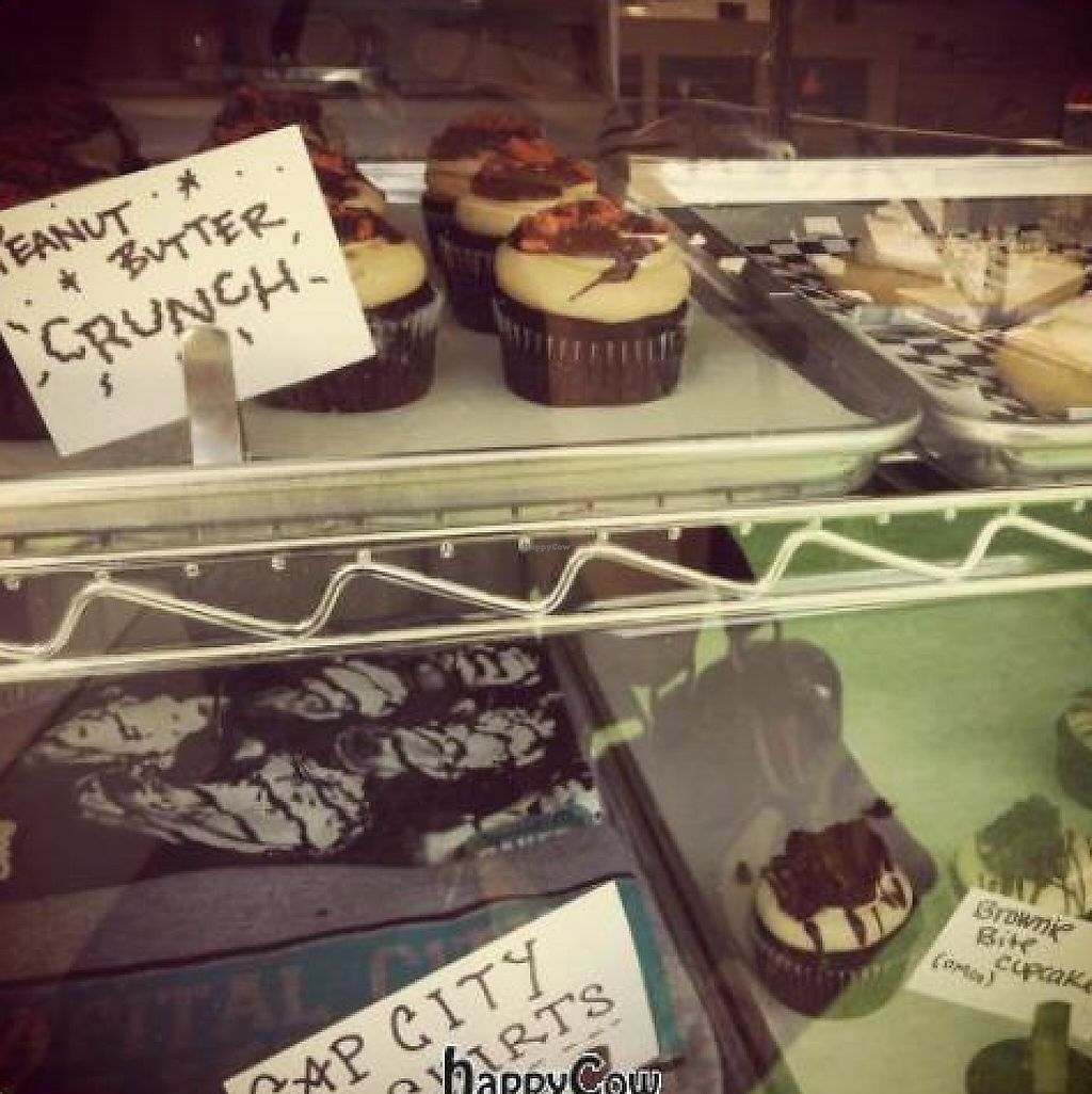 """Photo of Capital City Bakery  by <a href=""""/members/profile/thelittleredjournal"""">thelittleredjournal</a> <br/>The selection that can be viewed through the glass window of the food truck <br/> May 3, 2013  - <a href='/contact/abuse/image/32102/226081'>Report</a>"""