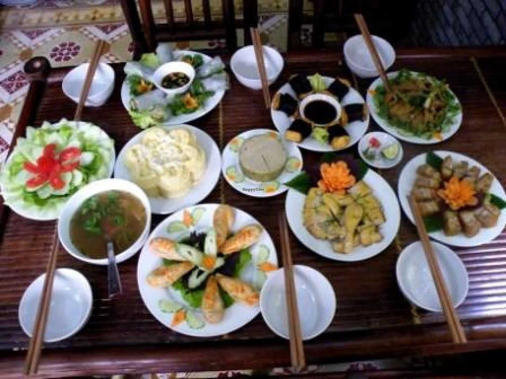 """Photo of An Phuc  by <a href=""""/members/profile/Ngoc%20Nga"""">Ngoc Nga</a> <br/>Vegan party in An Phuc  <br/> June 30, 2014  - <a href='/contact/abuse/image/32126/72989'>Report</a>"""
