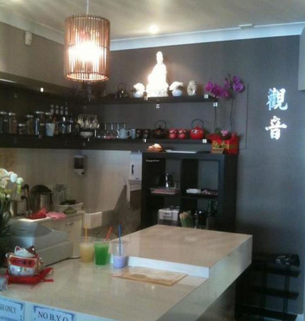 """Photo of Kuan Yin Tea House - Gold Coast  by <a href=""""/members/profile/Kieli"""">Kieli</a> <br/>Yummy cold drinks just like the Kuan Yin in Valley! <br/> May 9, 2012  - <a href='/contact/abuse/image/32167/254303'>Report</a>"""