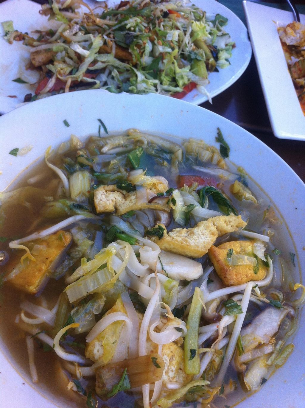 "Photo of Chay Village  by <a href=""/members/profile/Sternanis"">Sternanis</a> <br/>vegan pho! spicy & sour one with lemongrass <br/> April 20, 2016  - <a href='/contact/abuse/image/32227/145417'>Report</a>"