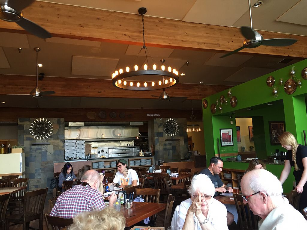 """Photo of Picazzo's Organic Italian Kitchen  by <a href=""""/members/profile/NickiPT"""">NickiPT</a> <br/>Inside the restaurant  <br/> March 9, 2018  - <a href='/contact/abuse/image/32230/368490'>Report</a>"""