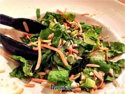 """Photo of Picazzo's Organic Italian Kitchen  by <a href=""""/members/profile/Ethan"""">Ethan</a> <br/>Asian salad  <br/> March 24, 2013  - <a href='/contact/abuse/image/32230/45965'>Report</a>"""