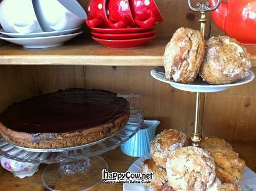 """Photo of CLOSED: Apple Pie  by <a href=""""/members/profile/LisaOBeirne"""">LisaOBeirne</a> <br/>Honest to goodness, completely organic, homemade, fresh food & cakes served daily - no freezer, no micorwave, no processed foods, thats our guarantee <br/> May 22, 2012  - <a href='/contact/abuse/image/32273/32104'>Report</a>"""