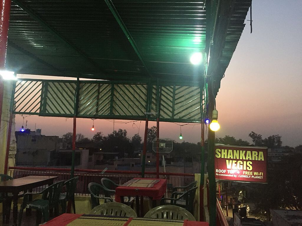 "Photo of Shankara Vegis  by <a href=""/members/profile/Shannybadds"">Shannybadds</a> <br/>Roof top overlooking Agra & the Taj Mahal <br/> March 9, 2018  - <a href='/contact/abuse/image/32289/368483'>Report</a>"