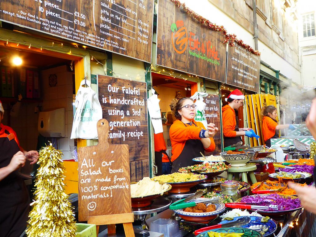 """Photo of Eat a Pitta - St Nicholas Market  by <a href=""""/members/profile/FranMcgarryArtist"""">FranMcgarryArtist</a> <br/>Great Place to Eat.  <br/> January 22, 2018  - <a href='/contact/abuse/image/32313/349856'>Report</a>"""
