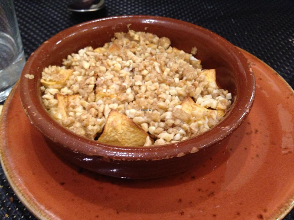 """Photo of El Curry Verde  by <a href=""""/members/profile/Duo"""">Duo</a> <br/>apple pie (vegan) <br/> February 9, 2014  - <a href='/contact/abuse/image/32316/64027'>Report</a>"""