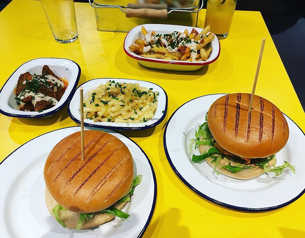 """Photo of V Rev Vegan Diner  by <a href=""""/members/profile/Misanthropia"""">Misanthropia</a> <br/>Dinner for starved explorers  <br/> January 11, 2018  - <a href='/contact/abuse/image/32339/345433'>Report</a>"""