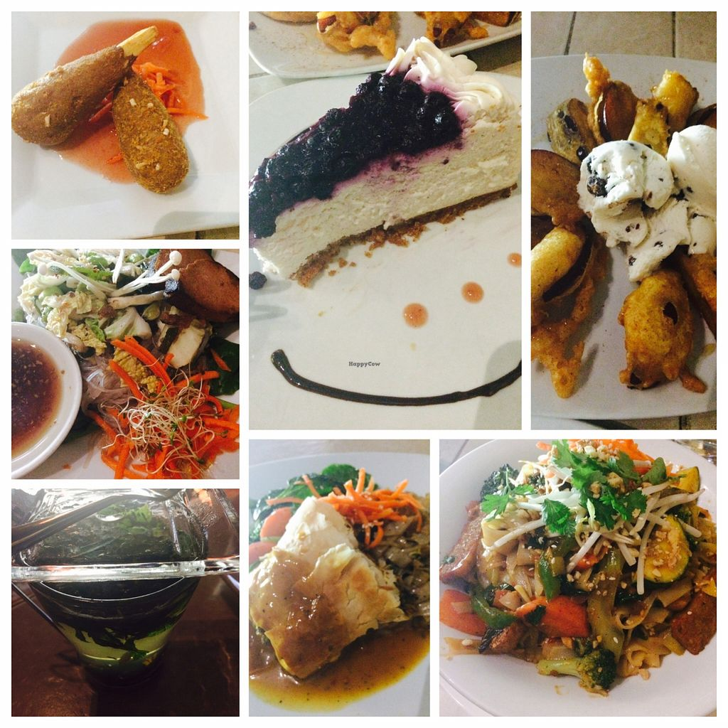 """Photo of Vegetarian Haven  by <a href=""""/members/profile/JazzyCow"""">JazzyCow</a> <br/>An Assortment of Food from One Visit (Summer, 2015) <br/> October 26, 2015  - <a href='/contact/abuse/image/3237/122790'>Report</a>"""