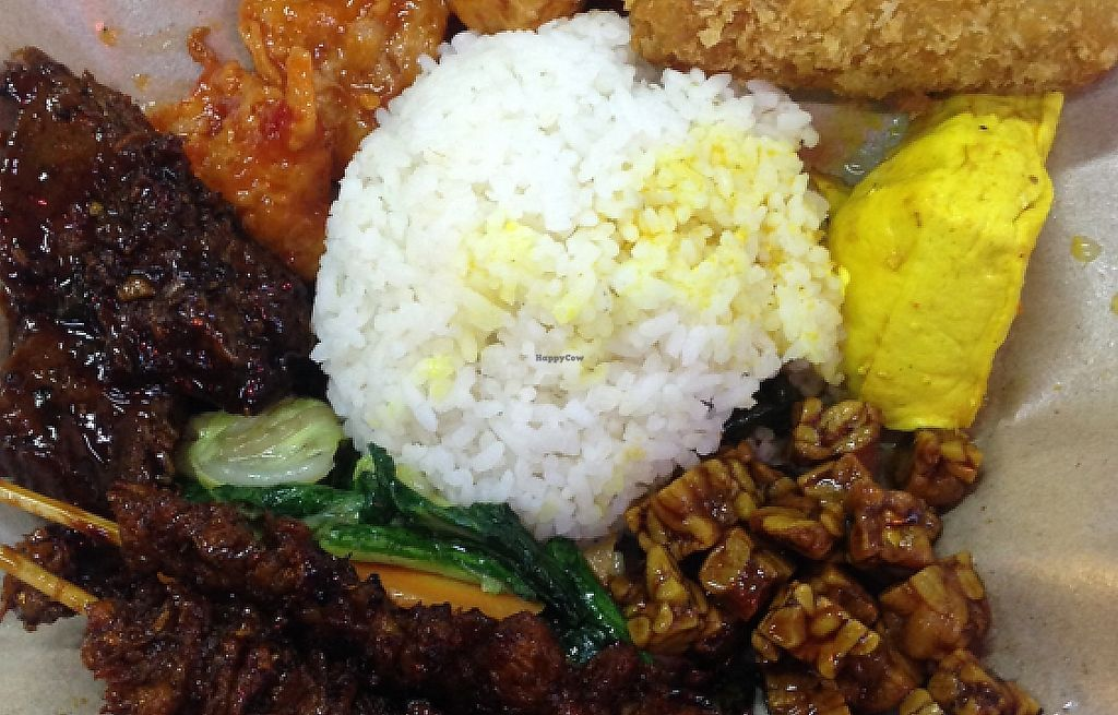 """Photo of Kehiidupan Tidak Pernah Berakhir  by <a href=""""/members/profile/Crustina"""">Crustina</a> <br/>very delicious selection from the buffet <br/> January 15, 2016  - <a href='/contact/abuse/image/32397/267560'>Report</a>"""