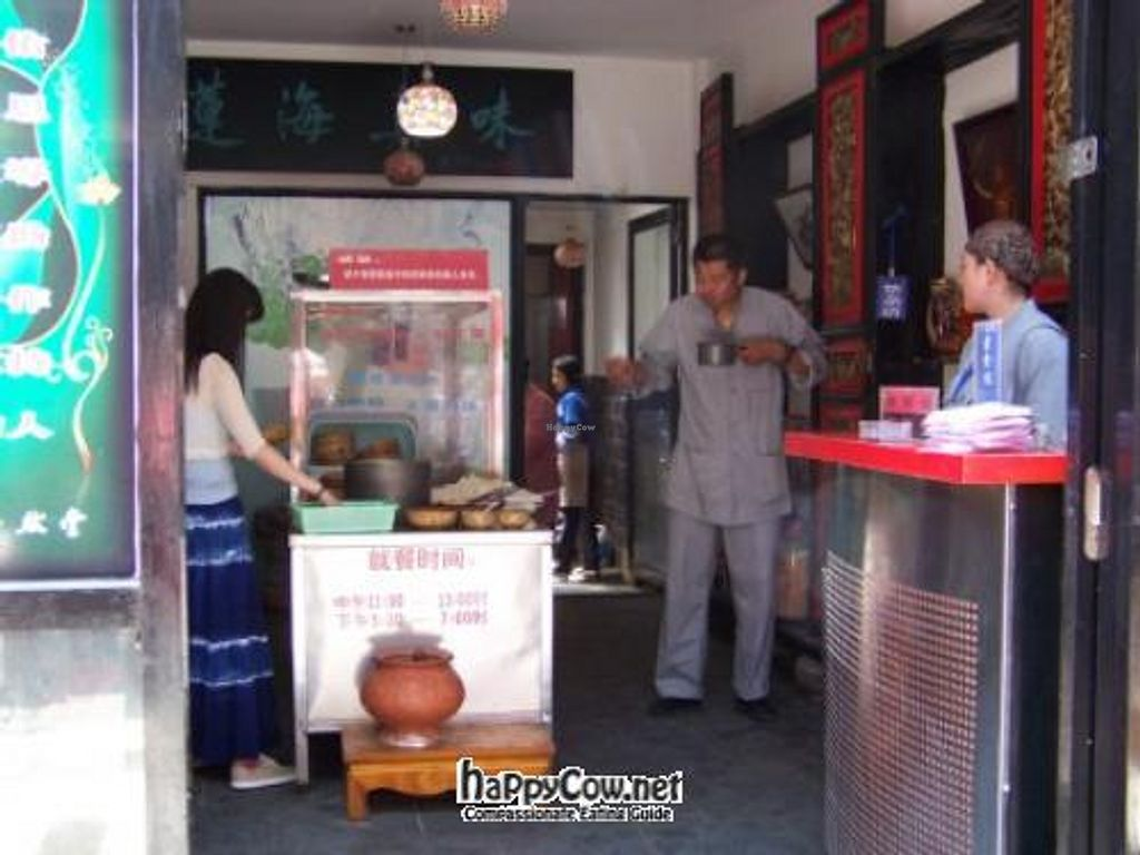 """Photo of Yi Ran Tang Vegetarian Buffet  by <a href=""""/members/profile/Bob%20Sultan"""">Bob Sultan</a> <br/>Help yourself <br/> May 24, 2012  - <a href='/contact/abuse/image/32441/32226'>Report</a>"""