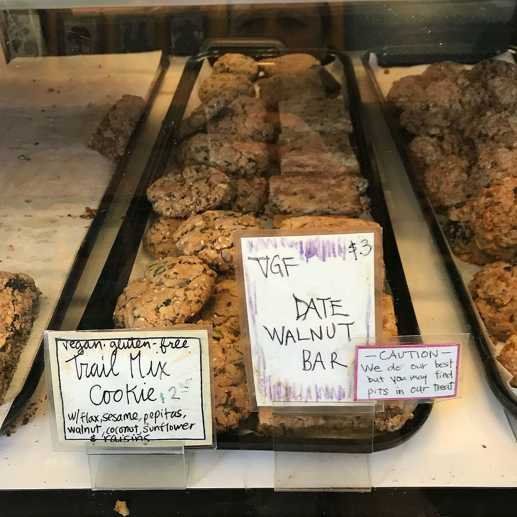 """Photo of Scottish Bakehouse  by <a href=""""/members/profile/Sarah%20P"""">Sarah P</a> <br/>Trail mix & date bars <br/> April 12, 2018  - <a href='/contact/abuse/image/32451/384243'>Report</a>"""