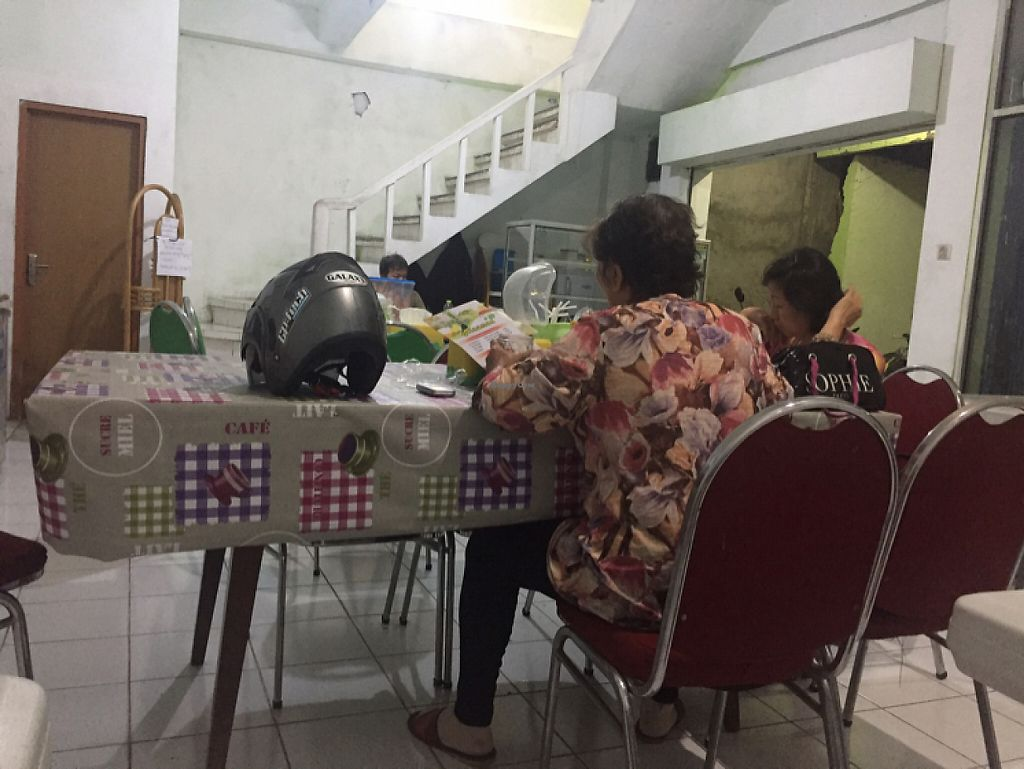 """Photo of Ijo Daun Vegan  by <a href=""""/members/profile/Bhannah"""">Bhannah</a> <br/>locals place <br/> May 18, 2017  - <a href='/contact/abuse/image/32460/259809'>Report</a>"""