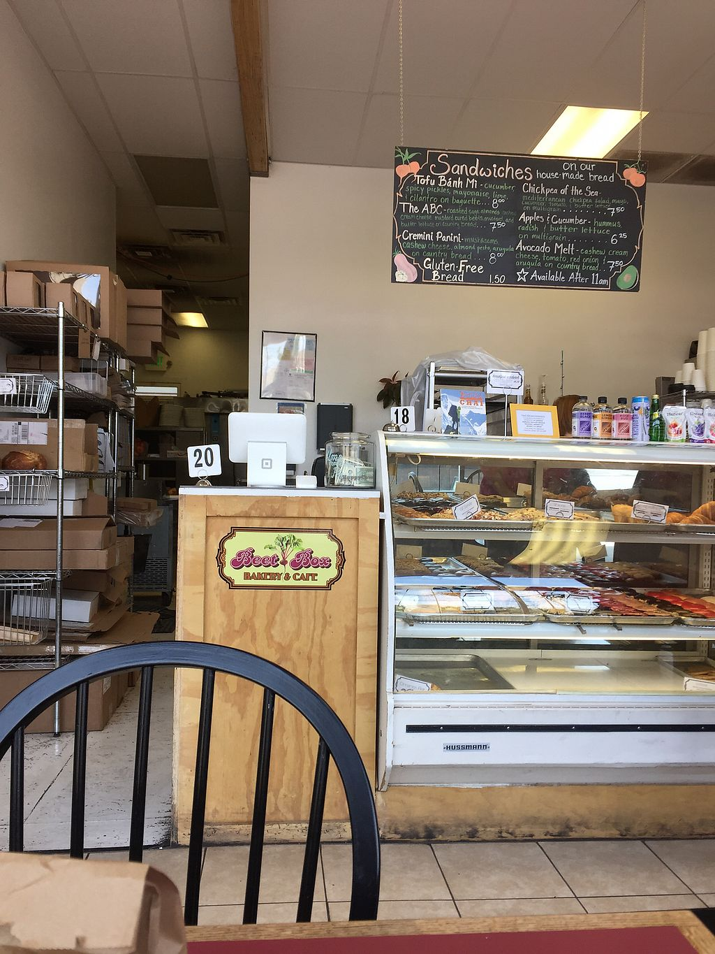 "Photo of Beet Box Bakery and Cafe  by <a href=""/members/profile/zoeetz123456"">zoeetz123456</a> <br/>❤️ <br/> August 8, 2017  - <a href='/contact/abuse/image/32467/290497'>Report</a>"