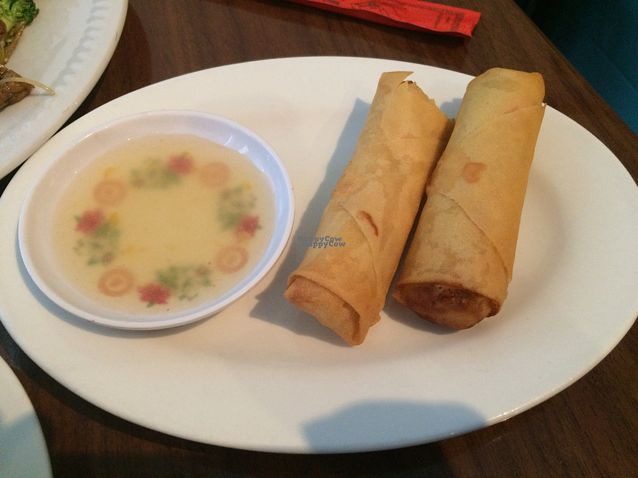 "Photo of Green Sprout  by <a href=""/members/profile/alymar18"">alymar18</a> <br/>Fried Vegetable Spring Rolls <br/> September 17, 2016  - <a href='/contact/abuse/image/3248/176405'>Report</a>"