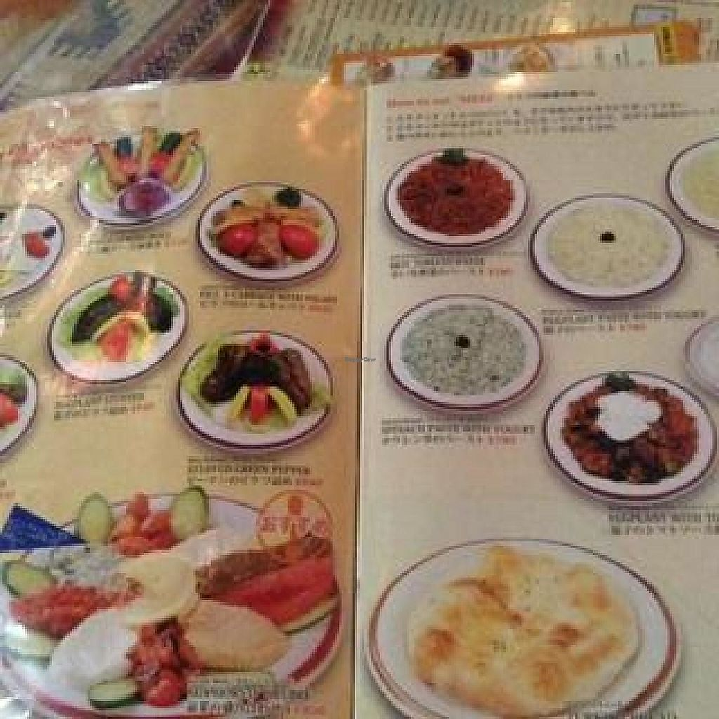 """Photo of Pamukkale  by <a href=""""/members/profile/Yumi%20chen"""">Yumi chen</a> <br/>this is vegetable Menu you can try Rice. or bread and solid <br/> November 18, 2014  - <a href='/contact/abuse/image/32492/282060'>Report</a>"""