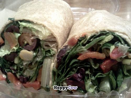 """Photo of Fruitive  by <a href=""""/members/profile/LmtWetmoney"""">LmtWetmoney</a> <br/>Mediterranean wrap! it was so good I bought two! <br/> October 22, 2013  - <a href='/contact/abuse/image/32512/57098'>Report</a>"""