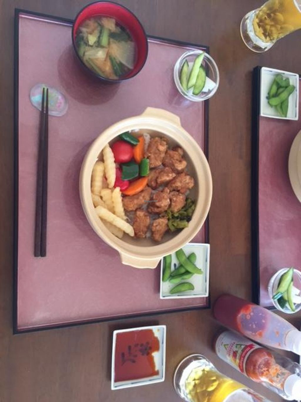 """Photo of CLOSED: Prunus  by <a href=""""/members/profile/GardenTiger"""">GardenTiger</a> <br/>Rice Bowl with Soy-Chicken <br/> October 2, 2015  - <a href='/contact/abuse/image/32552/119782'>Report</a>"""