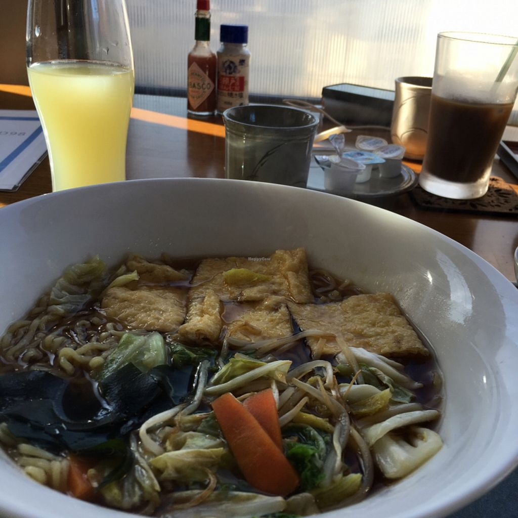 """Photo of CLOSED: Prunus  by <a href=""""/members/profile/Hstryk"""">Hstryk</a> <br/>Ramen with cabbage, carrots and fried tofu <br/> November 20, 2015  - <a href='/contact/abuse/image/32552/125577'>Report</a>"""
